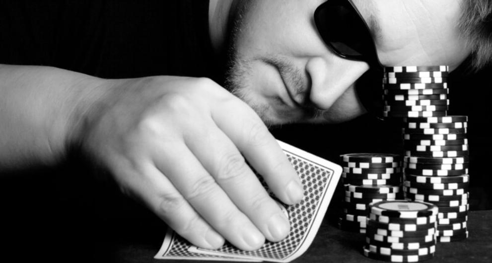 Roulette gambler